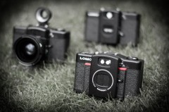 Lomo LC-Wide vs LC-A+ Wide Angle Lens / Camera Comparison