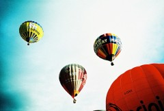 Bristol International Balloon Fiesta – 2011